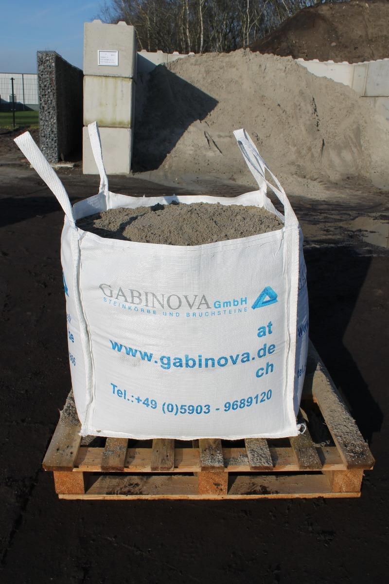 Straßensand / Füllsand in Big Bag