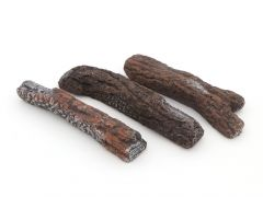 Cosiburner Keramikholzscheite