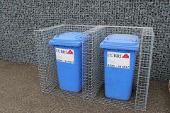 Mülltonnenboxen Duo