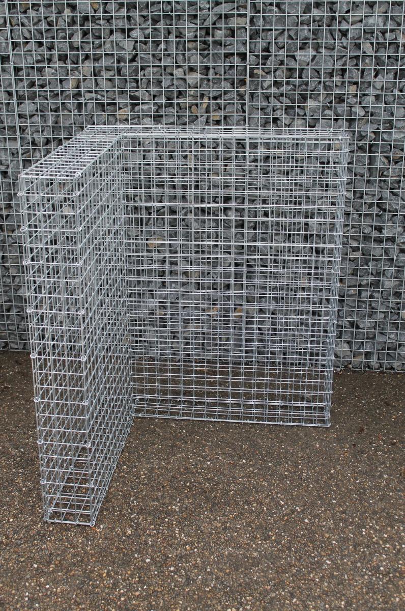 Container afscherming Uitbreidings-module links